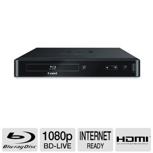 Digix BD-500 Blu-Ray Disc Player (Low Profile Bluray Player compare prices)