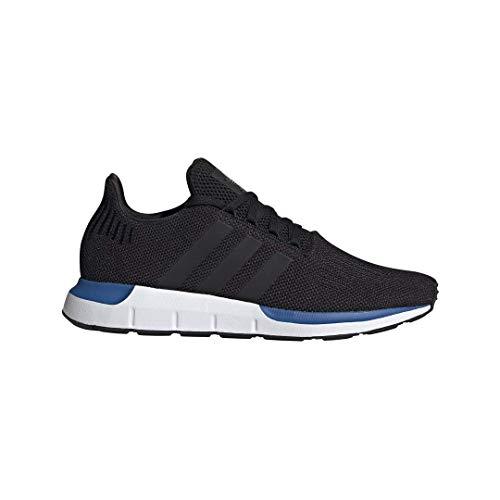 Adidas Formotion Shoes - adidas Originals Men's Swift Running Shoe, Black/White, 10 M US