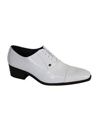 Pierre Cardin - scarpe di pelle Pierre Cardin Caviar bianco