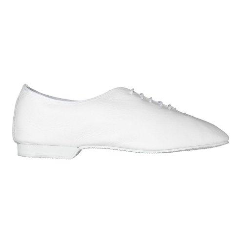 Zapato Starlite blanca Full Rubber Sole Jazz