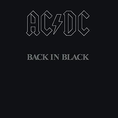 Back In Black : Ac/Dc: Amazon.es: Música