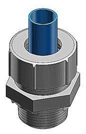 Thomas & Betts LT50M Metallic Connector (Pack of 25)