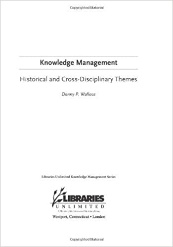 knowledge management wallace danny p