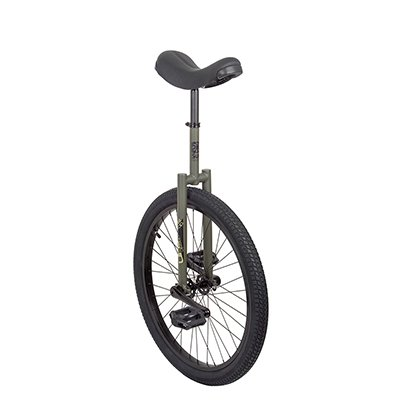 Sun Unicycle Flat Top 24 inch 2014 Green & Black