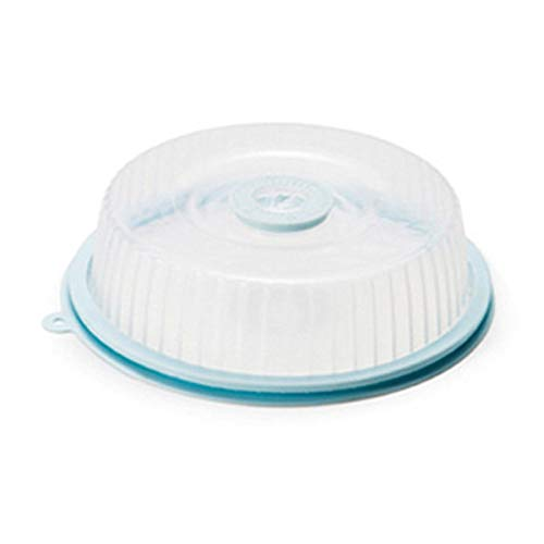 Wall of Dragon Food Splatter Guard Microwave Hover Anti-Sputtering Cover Oven Oil Cap Heated Sealed Plastic Dish Food Cover
