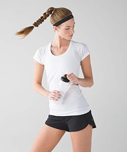 Lululemon Cardio Cross Trainer Headband (Black)
