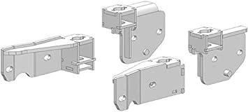 PullRite 4427 SuperRail Mounting Bracket Kit