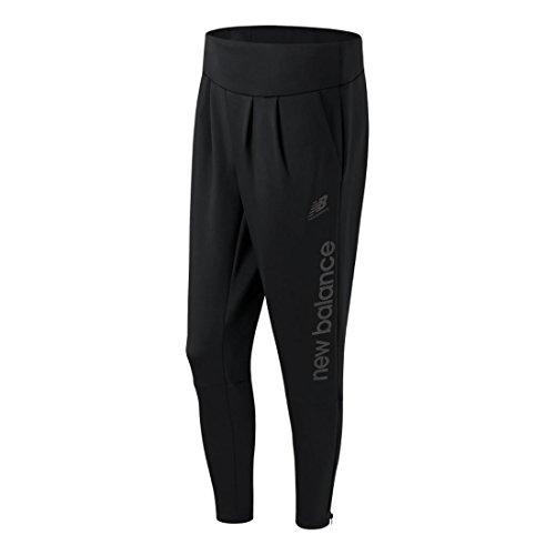 New Balance Women's Push The Future Pants, Black, X-Large