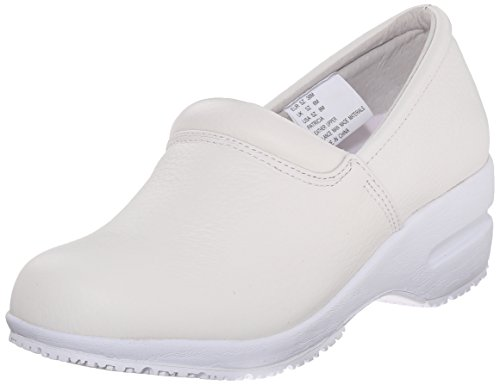 Cherokee Women's Patricia Work Shoe, White, 6.5 M US by Cherokee (Image #1)