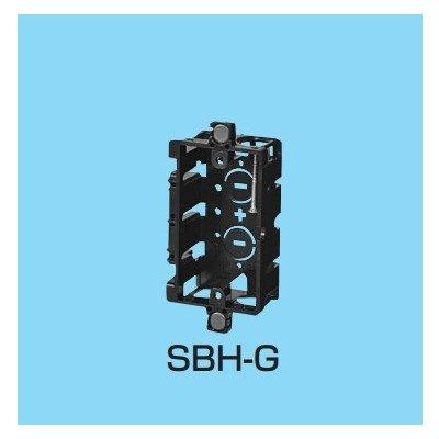 未来工業 スライドボックス(上下磁石付) (台付 1ケ用) SBH-G 100個   B01HEEVU8K