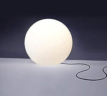 LED Leucht Ei Garten Terrasse Lampe Licht Deko /… /Ø 22 cm