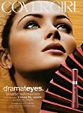 **PRINT AD** With Tasha Tilberg For 2004 Cover Girl Dramateyes
