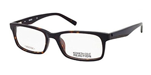 Kenneth Cole Reaction Men's KC0729 Frames BROWN 53