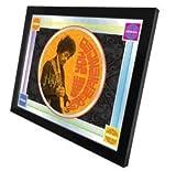 Jimi Hendrix (AYE - Orange) 17'' x 22'' Mirror by Holland Bar Stool Company