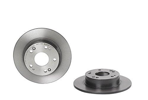 Brembo 08.B439.11 UV Coated Rear Disc Brake Rotor
