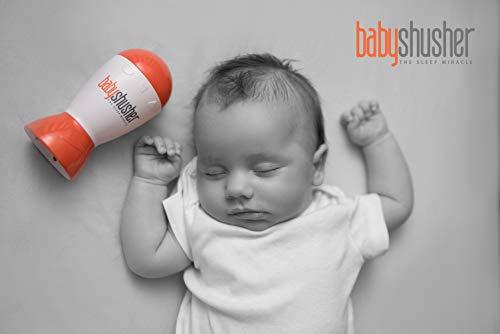 Sound Machine Baby Shusher