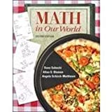 Math in Our World 9780072982534