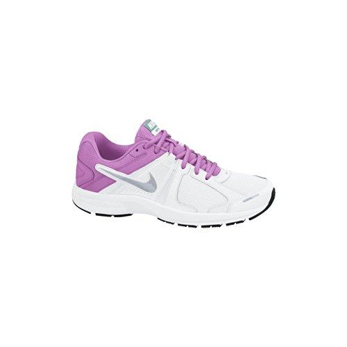 Nike Women's Dart 10, Chaussures de Running Femme Blanc