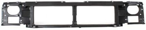 Crash Parts Plus Front Header Grille Mounting Panel for Ford Bronco, F-150, F-250, F-350 (Panel Bronco Header Ford)