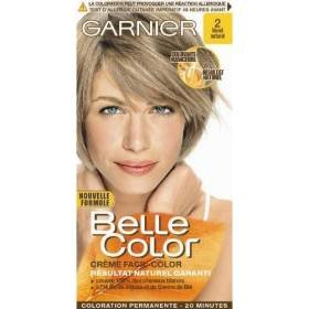 Garnier Belle Color Garnier Coloration N02 Blond Amazonfr