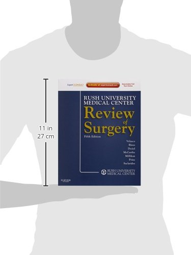 Rush Review Of Surgery Pdf