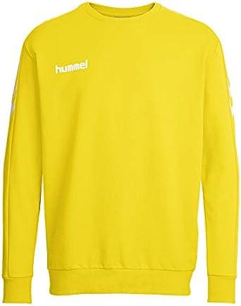 hummel–Sudadera para Hombre Core Amarillo Amarillo Talla:M