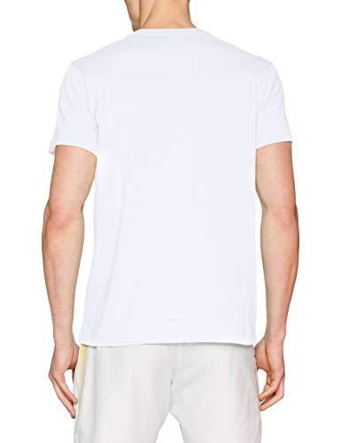 T bianca Categoria shirt Adidas da T T uomo AqxSrvgwOA