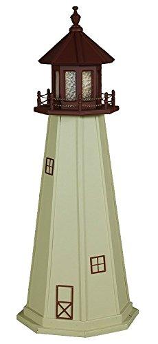 AmishShop.com Poly Cape May Lighthouse Replica 5