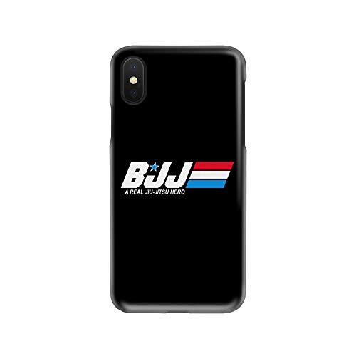Superhero Gear Brazilian Jiu Jitsu A Real Jiu Jitsu Hero BJJ Phone Case (iPhone 5S)