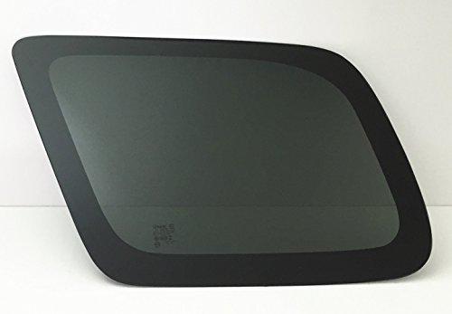 Left Quarter Rear Glass (Fit 2000-2004 Nissan XTerra Driver Left Side Rear Quarter Window Glass)