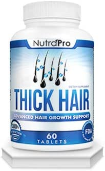 Thick Hair Growth Vitamins Stimulates product image