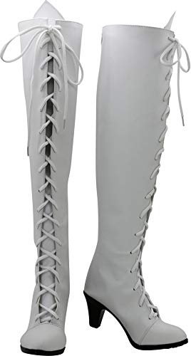 Kirakishou Cosplay Costumes - Mingchuan Cosplay Boots Shoes for Rozen Maiden