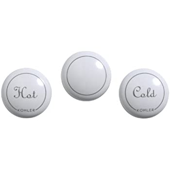 Kohler Gp1077791 0 Plug Button With Fairfax Centerset