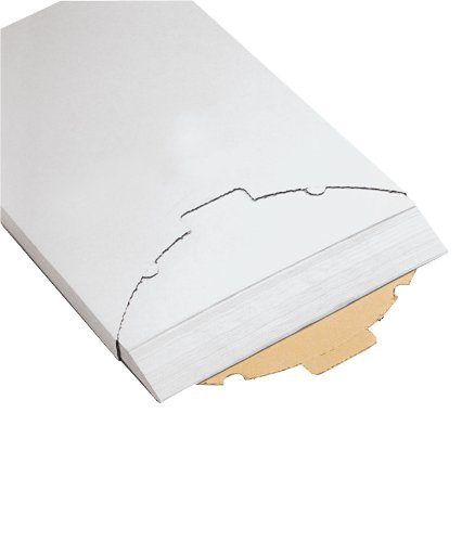 Paderno World Cuisine 15 3/4 Inch by 23 1/2 Inch Sheets of Silicone Coated Parchment Paper, Pack of 500 by Paderno World Cuisine