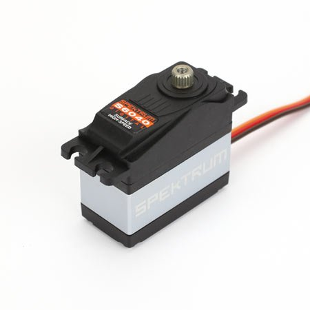 Surface Digital Servo (Spektrum SS6040 S6040 Digital Surface Servo - High Speed)