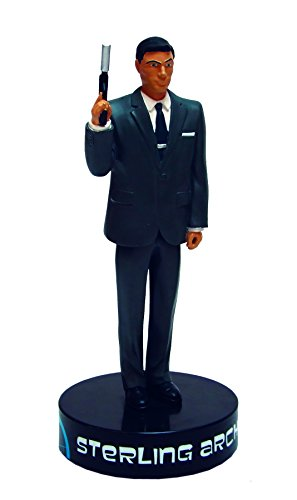 Statue Archer (Factory Entertainment Archer Sterling Shakems Premium Motion Statue (Talking))