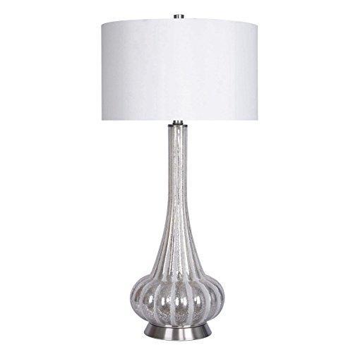 Mercury Nickel Table Lamp - 3