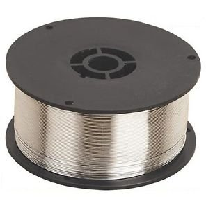Langley Pack of 2 Rolls Gasless Mig Welding Wire - 0.8mm x 1kg Flux Cored