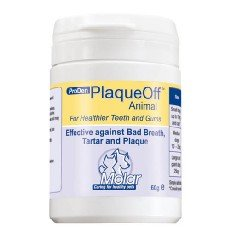 ProDen Plaqueoff Animal 60 g. Para el control de placa dental