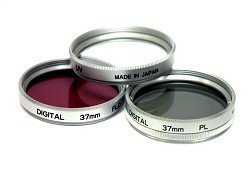 CL) 37 MM DIGITAL FILTER KIT