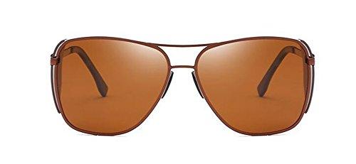 de du en cercle de Thé rond Tranche polarisées métallique soleil lunettes style Complète retro Lennon vintage inspirées q1CxT6Cw