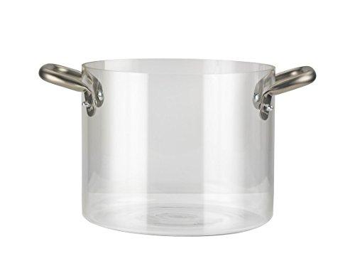 KnIndustrie Glass Pot by Knindustrie