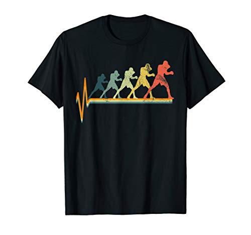 Boxing Heartbeat Boxer Gift Love T-Shirt