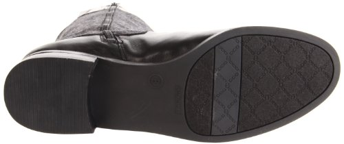 Grey Etienne Boot Riding Women's Black Aigner Gilbert Dark 0aawZq8Tn