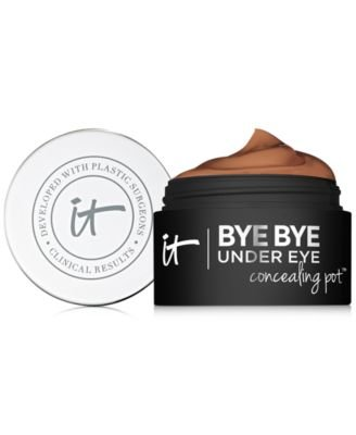 Bye Bye Under Eye Concealing Pot, 0.17-oz. Warm Deep