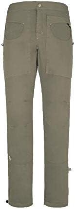E9 Pantalón de escalada para hombre BLAT1VS gris, S: Amazon ...