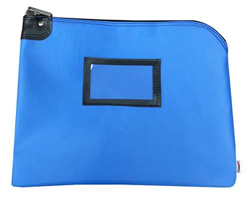 Locking Document Security HIPAA Bag 11 x 15 (Royal ()