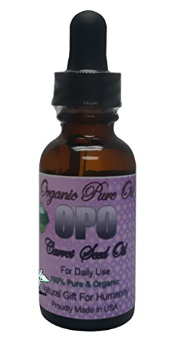 Carrot Therapeutic Unrefined Pharmaceutical Aromatherapy