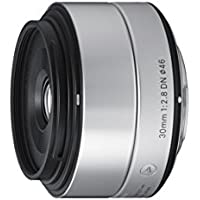 Sigma 30mm F2.8 EX DN Art (Silver) for Micro 4/3