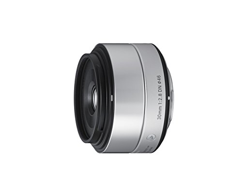 SIGMA ART 30MM F2.8 DN Black Lens For Micro Four Thirds Moun